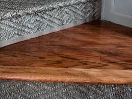 Tile To Laminate Floor Transition Tile To Wood Floor Transition Ideas Homesfeed Cream Color Large
