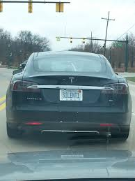 Vanity Plates Maine Awesome Tesla License Plate Funlexia Funny Pictures