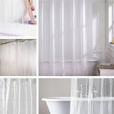 Peva Shower Curtain Liner Mildew Proof Shower Curtain Liner Memsaheb Net
