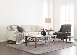 furniture ethan allen sectional sofas with white paint wall also