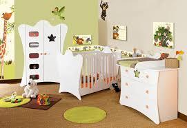 modele chambre enfant chambre bébé safari