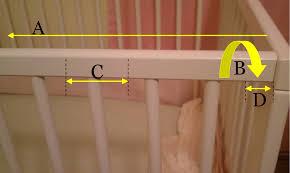 Sopora Crib Mattress by Crib Chew Guard Tutorial Creative Ideas Of Baby Cribs