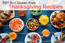 best gluten free thanksgiving recipes and meal ideas