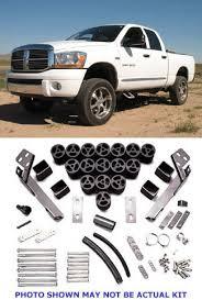 accessories for 2006 dodge ram 1500 pa 2006 2008 dodge ram 1500 3 lift kit 60173