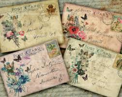 postcards etsy