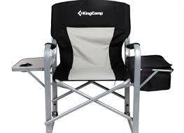 Tall Director Chairs Folding Directors Chair With Side Table Companion Rhino