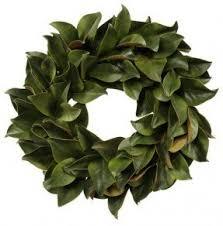 faux magnolia wreath foter