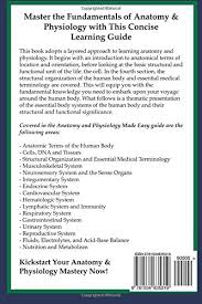 Learning Anatomy And Physiology Free Online Anatomy And Physiology Anatomy And Physiology Made Easy A