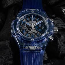 Sapphire Blue Transparency In Timekeeping 3 New Sapphire Cased Watches From