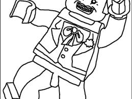 3 free lego batman coloring pages guason joker colouring pages
