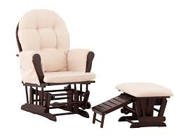 Rocking Chair Scary Pop Up Amazon Com Status Roma Glider And Nursing Ottoman Espresso Beige