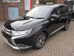 black mitsubishi outlander used mitsubishi outlander and second hand mitsubishi outlander in kent