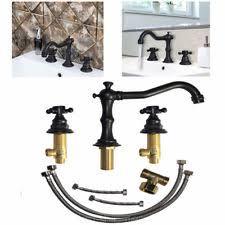 Brass Sink Faucet Brass Bathroom Faucet Ebay