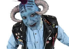 Blue Monster Halloween Costume Diy Monsters Maurice Costume Halloween Costumes Blog