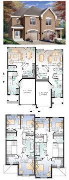 multi family compound plans multi family home designs home design ideas