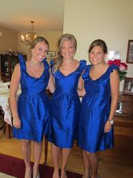 cobalt blue bridesmaid dresses cobalt blue bridesmaid dresses peanut butter fingers