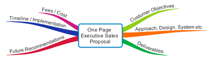 one page sales proposal sales manager now
