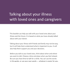 development of the serious illness care program a randomised