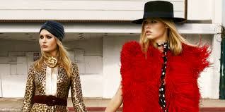 70s glam rock inspired fashion trend for spring 2015 spring 2015