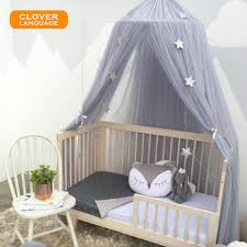 bedroom canopy curtains clover language children s room mosquito net tent curtains baby dome