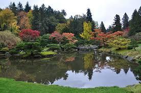 Washington State Botanical Gardens Washington Park Arboretum