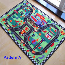 Car Play Rugs Race Track Play Rug Roselawnlutheran
