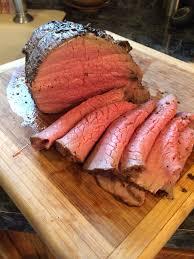 Balsamic Roast Beef In Oven How To Cook A Tender Eye Round Roast Recipe Eye Round Roast