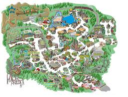 Printable Map Of Disney World by Revisedparkmap 1500x1148 Png 1 500 1 148 Pixels Crafts