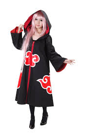 Naruto Halloween Costume Naruto Eagle Organization Uniform Cosplay Costume Cosercosplay