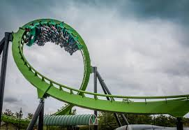List Of Roller Coasters At Six Flags Great Adventure Standup Roller Coasters Coasterforce