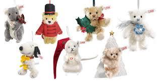 steiff ornaments steiff