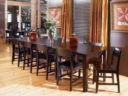 Dining Room Furniture Montreal Dining Room Tables With Extension Leaves Foter
