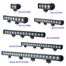 automotive led light bars lightstorm10w cree t6 offroad led light bar led lightbar 4x4 cree