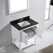 Granite Top Bathroom Vanity by 32