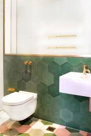Blue And Green Bathroom Ideas Bathroom Design Ideas And More by Best 25 1930s Bathroom Ideas On Pinterest Bathroom Tile