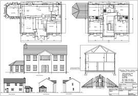 complete house plans timberframe homes in ireland and uk kilbroney timberframe