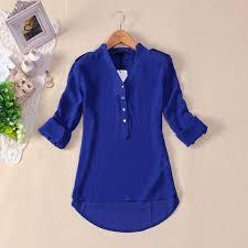 royal blue blouse top womens blue blouse blue denim blouses