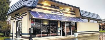Solar Awning Lights Solar Power And Light Solar Awnings