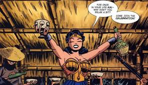 Comic Books Barnes And Noble Happy 75th Birthday To Dc Comics Wonder Woman