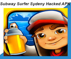 hacked subway surfers apk subway surfers unlimited coins v1 42 1 sydney hack apk