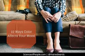 10 ways color affects your mood science of people