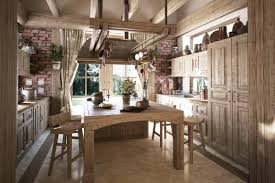 Traditional Wooden Kitchen Chairs by Traditional White Kitchen Design Stained Wood Shelf Decoration