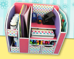Desk Top Organizer Hutch by Best 25 Cardboard Organizer Ideas On Pinterest Cardboard