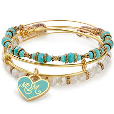 gold bracelet set images Mom bracelet set of 3 alex and ani png