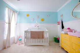 Yellow And Pink Bathroom 25 Brilliant Blue Nursery Designs That Steal The Show