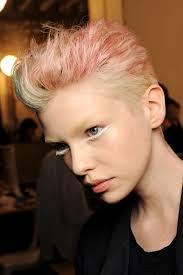 hair tutorial tumblr tomboy giambattista valli spring 2011 ready to wear collection vogue
