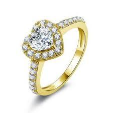 bague fian ailles bague fian ailles mariage coeur or 10 k et diamants