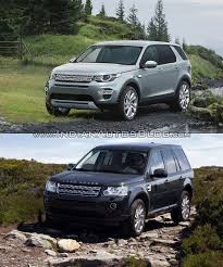 old land rover discovery land rover discovery sport vs freelander indian autos blog