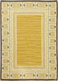 Swedish Plastic Woven Rugs Swedish Flat Weave Double Sided Rug Bb6317 By Doris Leslie Blau