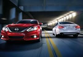nissan altima us news 2017 nissan altima updated with more standard safety tech